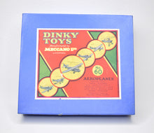 Dinky Toys Gift Set 60 Aeroplane 2nd Issue Virtually Mint/Boxed