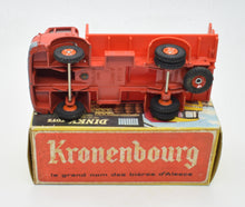 French Dinky 588k Berliet 'KRONENBOURG' Promotional truck Virtually Mint/Boxed 'Brecon' Collection Part 2
