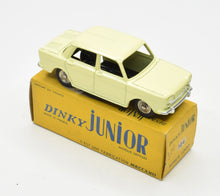 Dinky Junior 104 Simca 1000 Virtually Mint/Boxed 'Brecon' Collection Part 2