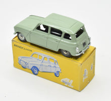 Dinky Junior 100 Renault 4l Virtually Mint/Boxed 'Brecon' Collection Part 2