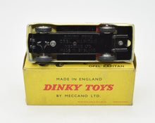 South African Dinky Toys 177 Opel Kapitan Virtually Near Mint/Boxed 'Brecon' Collection Part 2