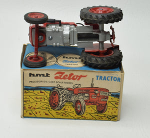Maxwell Toys Zetor Tractor  Very Near Mint/Boxed