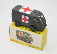 French Dinky 807 Renault Carrier Ambulance Virtually Mint/Boxed.
