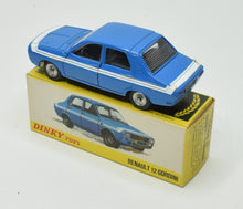 French Dinky Toys 1424G Renault Gordini Virtually Mint/Boxed 'Brecon' Collection Part 2