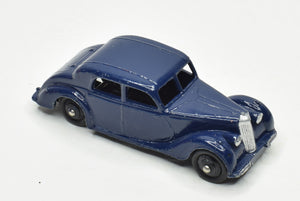 Dinky toy 40a Riley Saloon Very Near/Mint