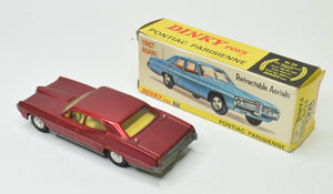 Dinky toys 173 Pontiac Parisienne Very Mint/Boxed 'Brecon' Collection Part 2