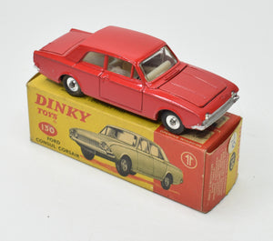 Dinky toys 130 Ford Consul Corsair Very Near Mint/Boxed 'Brecon' Collection Part 2