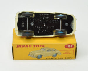 Dinky toys 182 Porsche 356a Very Near Mint/Boxed 'Brecon' Collection Part 2