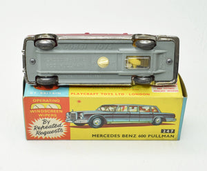 Corgi Toys 247 Mercedes Pullman (Old Shop Stock from Ripon North Yorkshire)