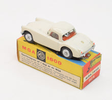 Corgi toys 217 Fiat 1800 Very Near Mint/Boxed 'P.C.R' Collection