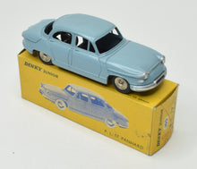 Dinky Junior 102 P.L 17 Panhard Very Near Mint/Boxed 'Brecon' Collection Part 2