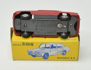 Dinky Junior 103 Renault R 8 Very Near Mint/Boxed 'Brecon' Collection Part2