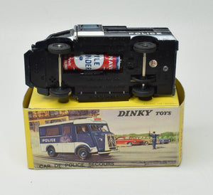 French Dinky 566 Car de Police Secours Mint/Boxed 'Brecon' Collection Part 2