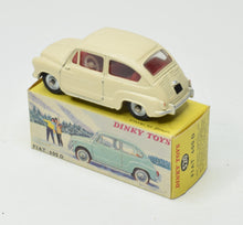 Dinky 520 Fiat 600d Very Near Mint/Boxed 'Brecon' Collection Part 2