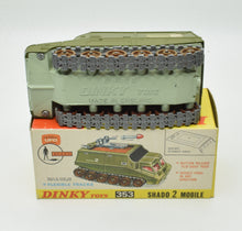Dinky toys 353 SHADO 2 Mobile Very Near Mint/Boxed