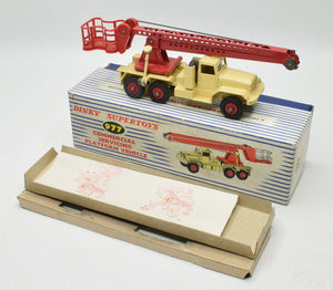 Dinky toys 977 Commercial Service Platform Virtually Mint/Boxed 'Brecon' Collection Part 2