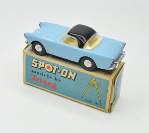 Spot-on 191/1 Sunbeam Alpine Very Near Mint/Boxed (Cotswold Collection)