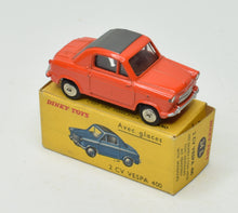 French Dinky 24L 529 Vespa 400 Very Near Mint/Boxed 'Brecon' Collection Part 2