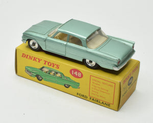 Dinky Toys 148 Ford Fairlane Very Near Mint/Boxed 'Brecon' Collection Part 2