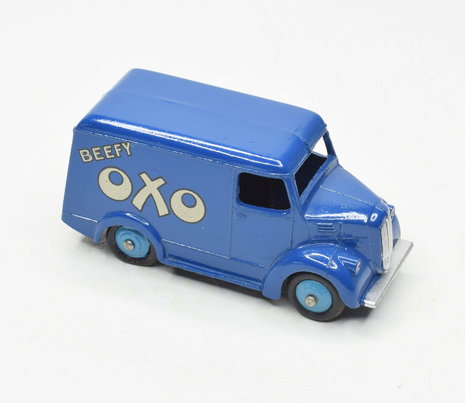 Dinky toy 31d 'Oxo' Trojan Virtually/Mint (C.T.C)