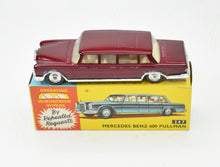Corgi toys 247 Mercedes 600 Pullman Virtually Mint/Boxed (New The 'Geneva' Collection)