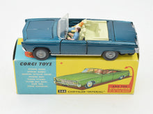 Corgi toys 246 Chrysler Imperial Very Near Mint/Boxed (New The 'Geneva' Collection)