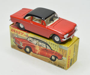 Dinky toys 57/002 Corvair Monza Very Near Mint/Boxed