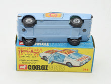 Corgi toys 348 Flower Power Mustang Virtually Mint/Boxed (New The 'Geneva' Collection)