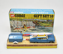 Corgi toys Gift set 10 Marlin-Rambler Very Near Mint/Boxed (New 'The Lane' Collection)