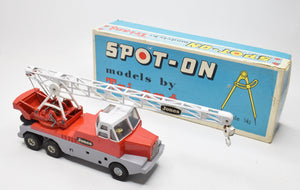 Spot-on 117 Jones Crane KL 10/10 Very Near Mint/Boxed
