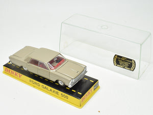 French Dinky toy 1402 Ford Galaxie 500 Very Near Mint/Cased 'Brecon' Collection Part 2
