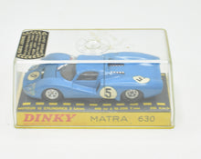 French Dinky toy 1425 Matra 630 Very Near Mint/Cased 'Brecon' Collection Part 2