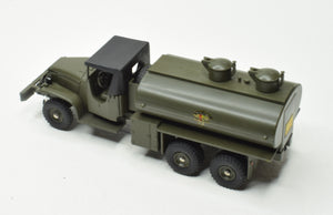French Dinky 823 G.M.C Military Tanker Virtually Mint 'Carlton' Collection