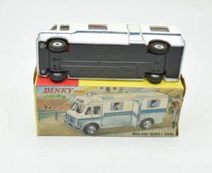 Dinky toys 280 Midland Bank Very Near Mint/Boxed 'Brecon' Collection Part 2