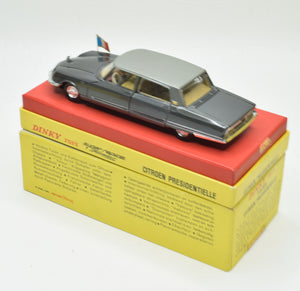 French Dinky toys 1435 Citroen Presidentielle Very Near Mint/Boxed 'Brecon' Collection Part 2