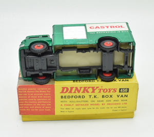 Dinky toys 450 Bedford 'Castrol, Very Near Mint/Boxed 'Brecon' Collection Part 2