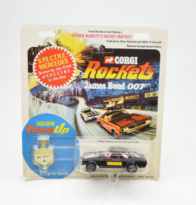 Corgi Rockets 928 S.P.E.C.T.R.E Mercedes OHMSS Virtually Mint/Boxed ('The Lane' Collection)
