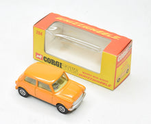 Corgi toys 204 Morris Mini Minor Virtually Mint/Boxed (The 'Geneva' Collection)