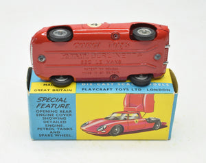 Corgi toys 314 Ferrari 'Berlinetta' 250 Virtually Mint/Boxed (The 'Geneva' Collection)