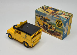 Benbros AA Road Service Land Rover Very Near Mint/Boxed