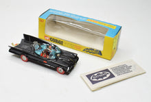 Corgi toys 267 Red Tyre Batmobile Virtually Mint/Boxed