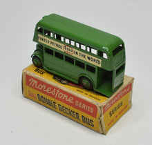Morestone Series Double Decker Near Mint/Boxed 'Esso Petrol'