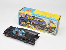 Corgi toys 267 Batmobile Very Near Mint/Boxed (Matte black) 'The Lane' Collection