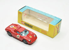 Corgi toys 314 Ferrari 'Berlinetta' 250 Very Near Mint/Boxed The 'Geneva' Collection
