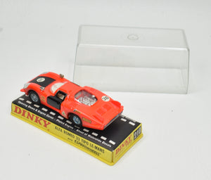 Dinky toy 210 Alfa 33 Tipo Le-Mans Very Near Mint/Boxed 'Brecon' Collection Part 2