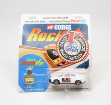 Corgi Rockets 927 Ford Escort Rally Virtually Mint/Boxed The 'Geneva' Collection