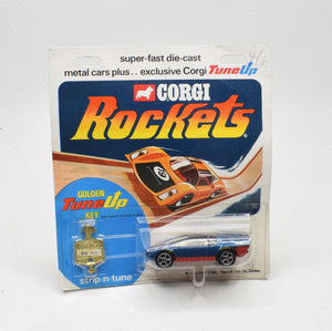 Corgi Rockets 918 Bitzzarini Manta Virtually Mint/Boxed The 'Geneva' Collection