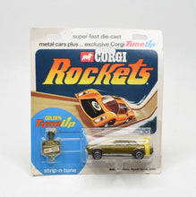 Corgi Rockets 937 Mercury Cougar Virtually Mint/Boxed The 'Geneva' Collection