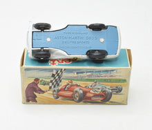 Crescent toys 1291 Aston Martin DB3s G.P Very Near Mint/Boxed (The 'Geneva' Collection)