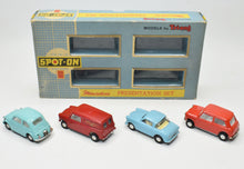 Spot-on Presentation set 6 Very Near Mint/Boxed